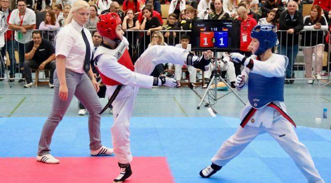 Änderungen des Regelwerkes für den olympischen Zweikampf